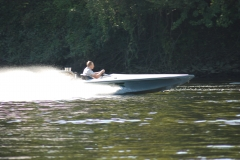 Boating on the River 130